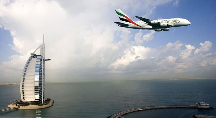 Emirates-Airlines-Airbus-A380