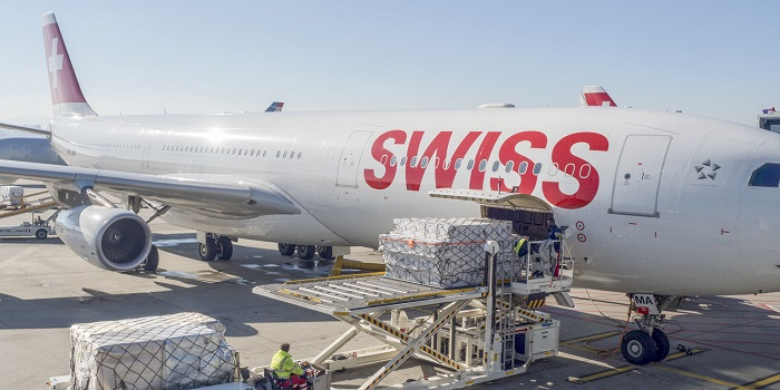Swiss WorldCargo - Handling