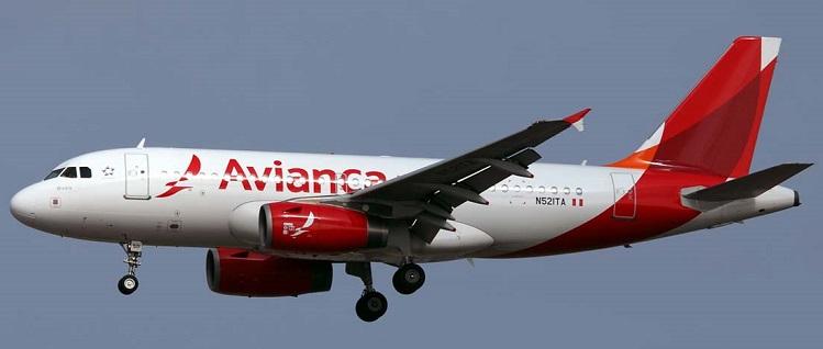 Avianca-A319